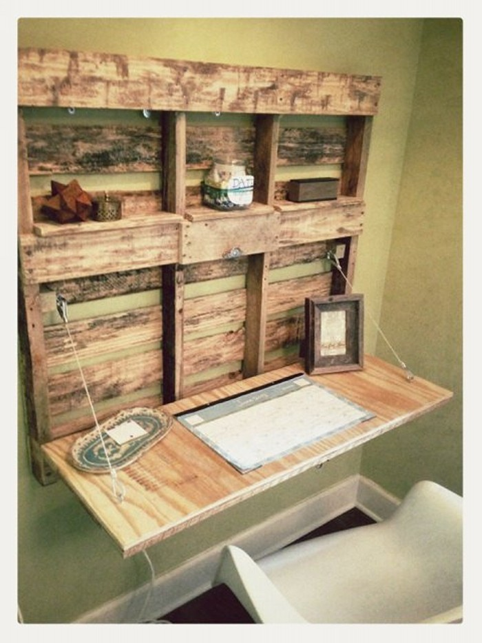 Diy Projects Made From Wooden Pallet Recycled Things