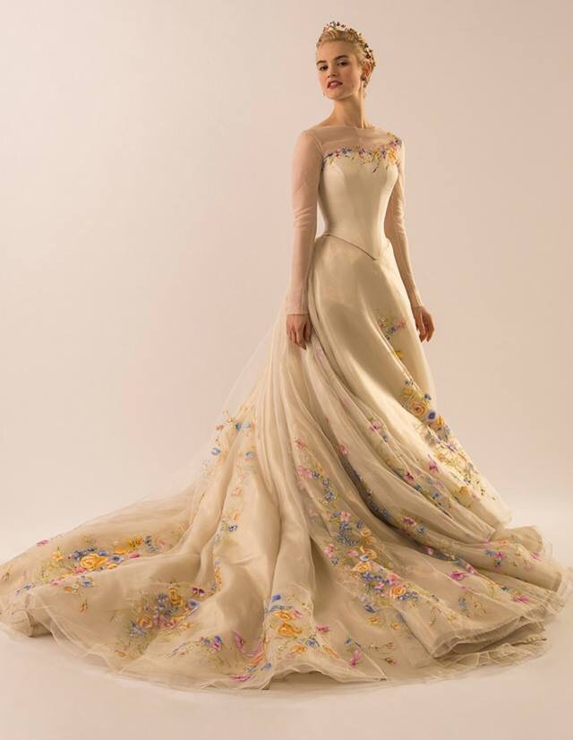 cinderella, different, fashion and gown