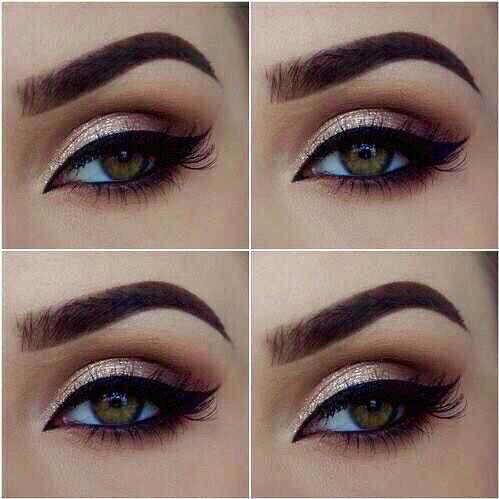 amazing, brown, dream, eyebrows, eyes, incredible, makeup, maquillage, paradise, perfect, perfection