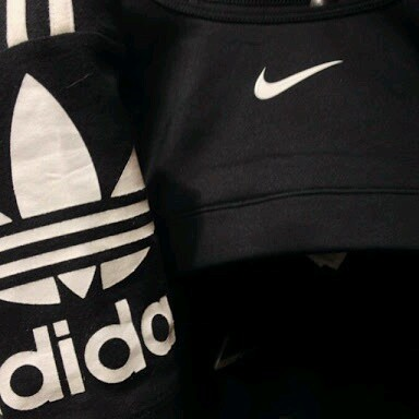 adidas, aesthetic, black and pale