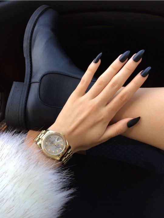 best, black, diamonds, fashion, fashionista, ferrari, girl, gold, inspire, instagram, luxury, makeup, matte, money, nail polish, nails, rich, rolex, runway, style, tumblr, vogue