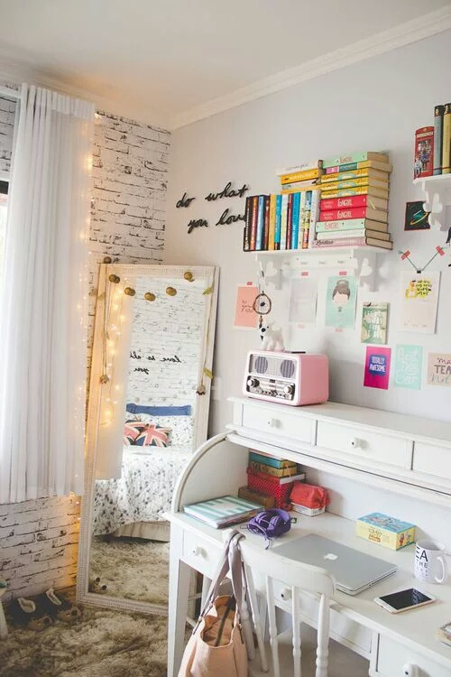 Decor Girly Inspiration Room Tumblr Image 4116535 By Sharleen On Favim