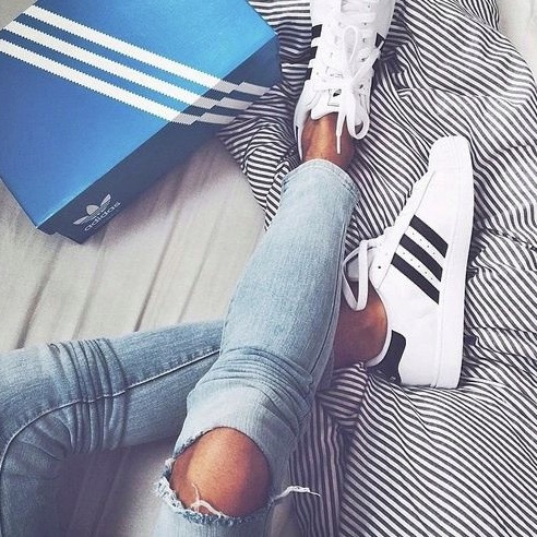 Adidas Goals Tumblr Girl Image 3720970 By Helena888 On