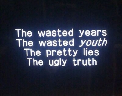 years, grunge, wasted, youth, tumblr