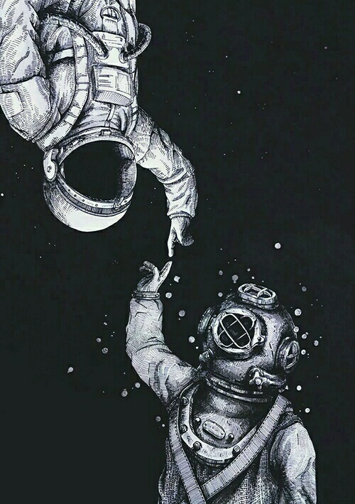 alternative, wallpapers, astronaut
