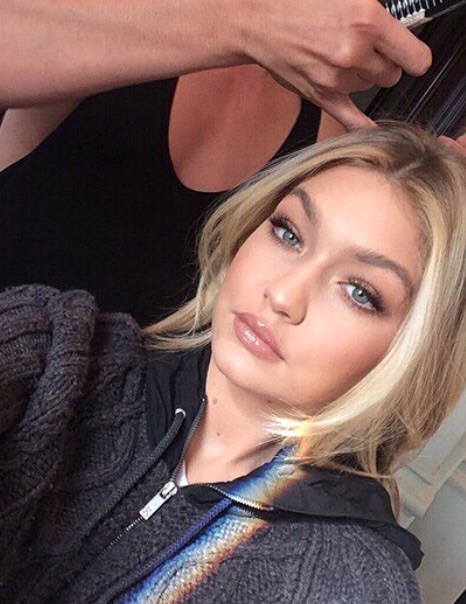 modeling, gigi hadid, hair, girl, makeup