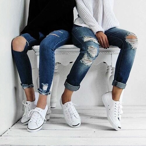 Bluelans Summer Baby Girls Dot Wrapped Crop Ripped Jeans Hairband Three-piece Outfits. Sold by Bluelans. $ $ Special Offer Men's Jeans Men Fashion Mid Waist Zip Fly 5 Pockets Knee Zipper Slim Distressed Ripped Jeans. Sold by Sugarhouse. $ $ - $