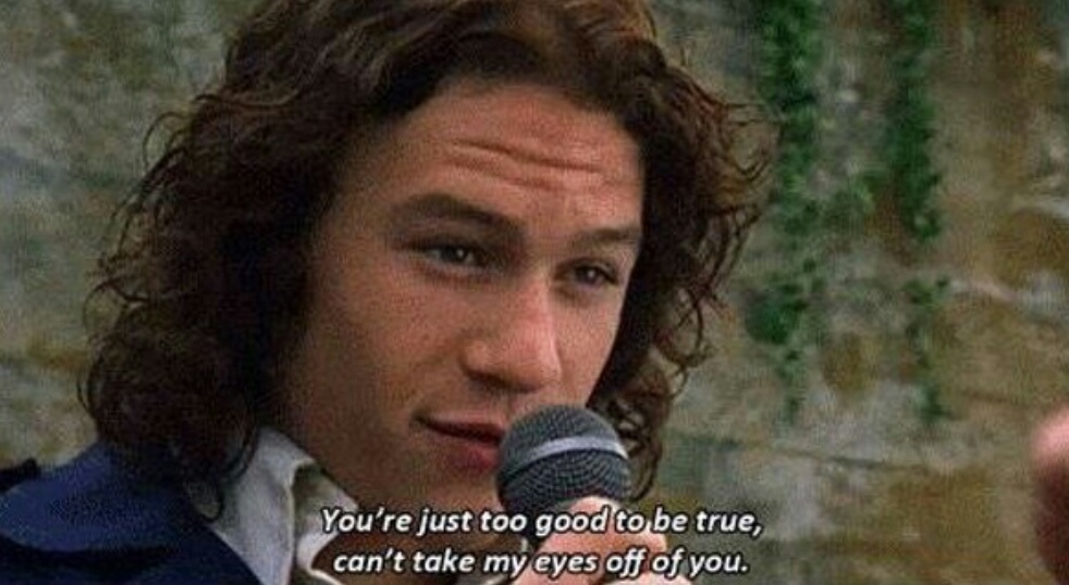 10 things i hate about you, quote, movie, scene