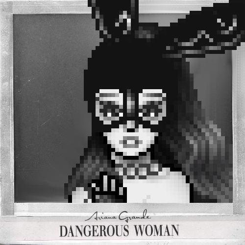 snapchat, dangerous woman, ariana, hd, header