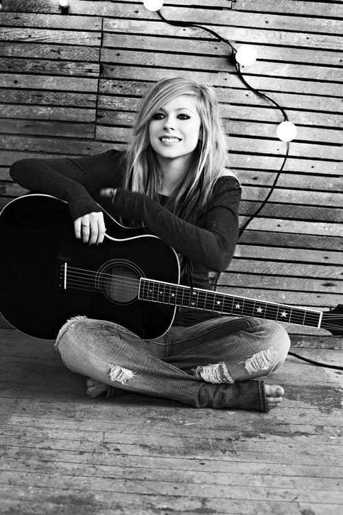 style, avril lavigne and music