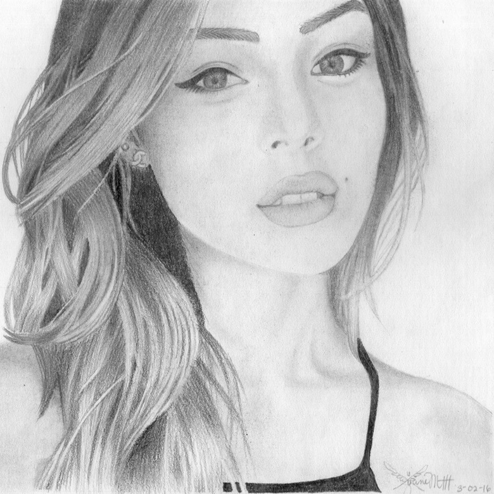 Pencil sketch lily maymac lily maymac drawing lily maymac pencil sketch lily