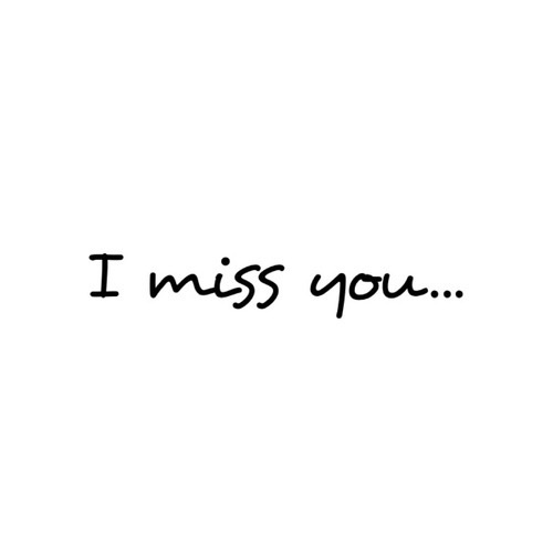 black and white, handwriting, i miss you, photography, phrases