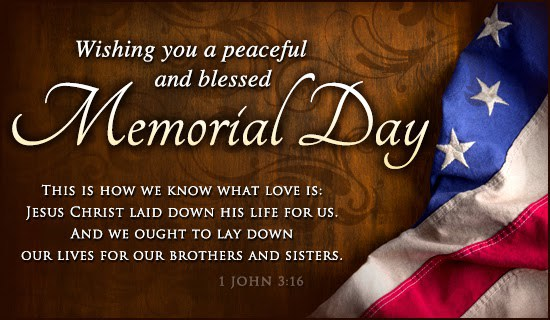 Memorial Day Bible Quotes: Happy Memorial Day 2016 Wishes When Is Memorial Day