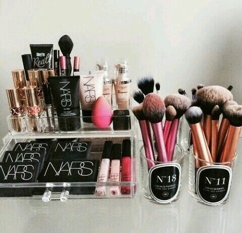 collection, makeup and nars