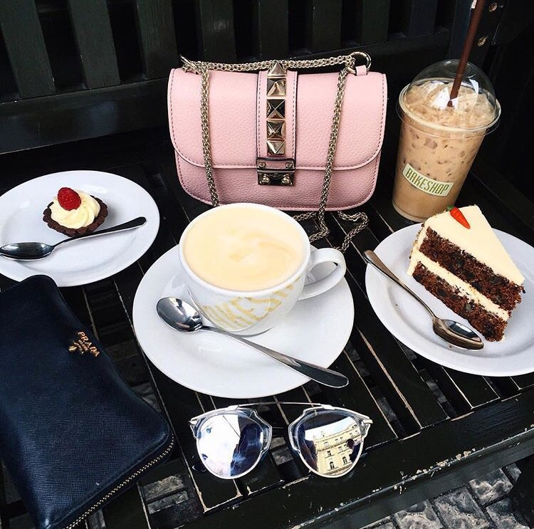 cafe, cannes, chanel, cheese cake, class