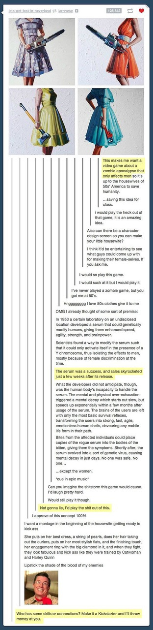hahaha, tumblr post, video games, women, yes