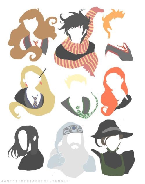 characters, harry potter