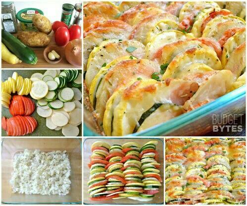 diy, fit, food, healthy, ratatouille