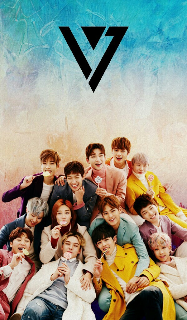 Iphone wallpaper kpop - Seventeen Image 4554140 By Tschissl On Favim Com