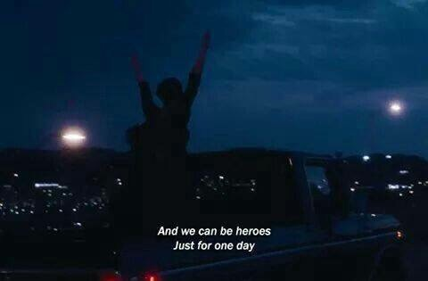 heroes, the perks of being a wallflower