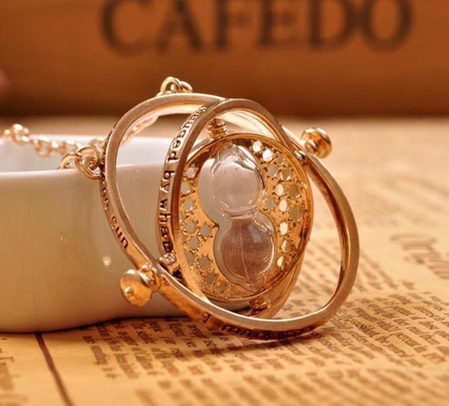 harry potter, hermione granger and time turner