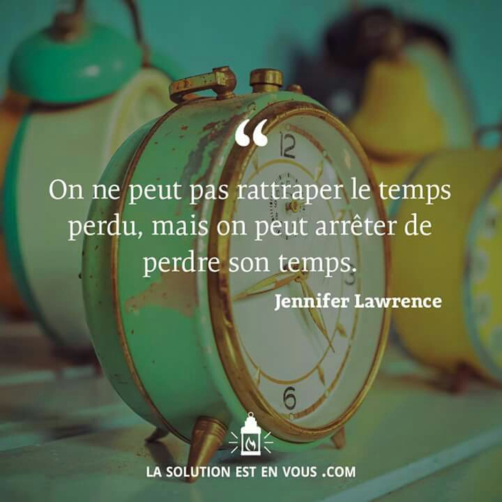 citations, francais, jennifer lawrence, moral, vie