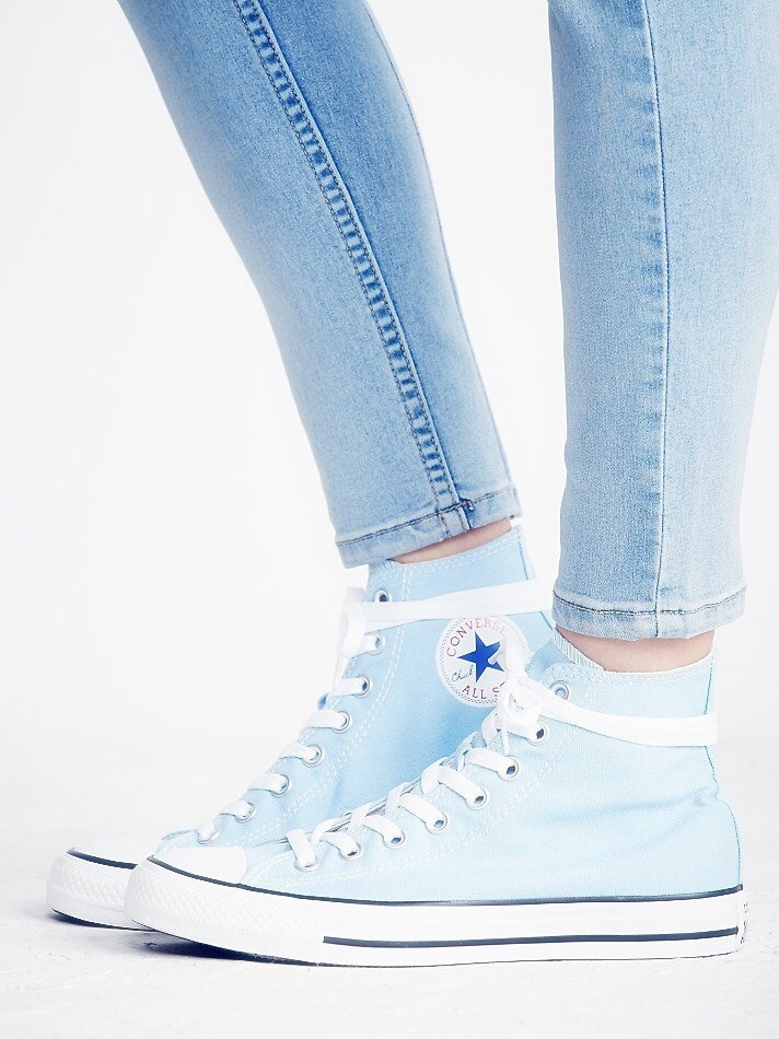 aesthetic, all star, american apparel, background, blue