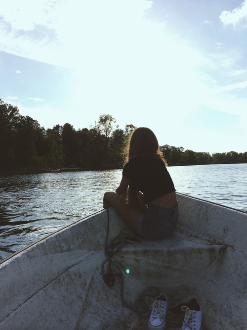 boat, fashion, girl, hipster, indie