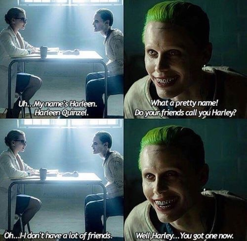movie, quote, suicide squad - image #4649840 by violanta on Favim.com