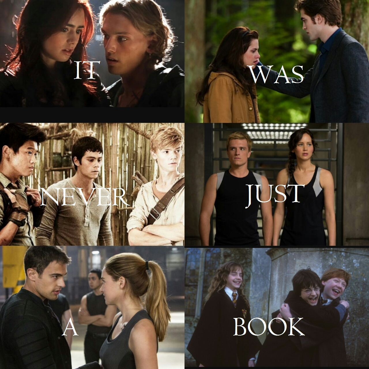 bella swan, brave, city of bones, clary fray, divergent