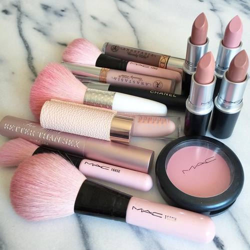 beautifull, beauty, blush, brush, cosmetics