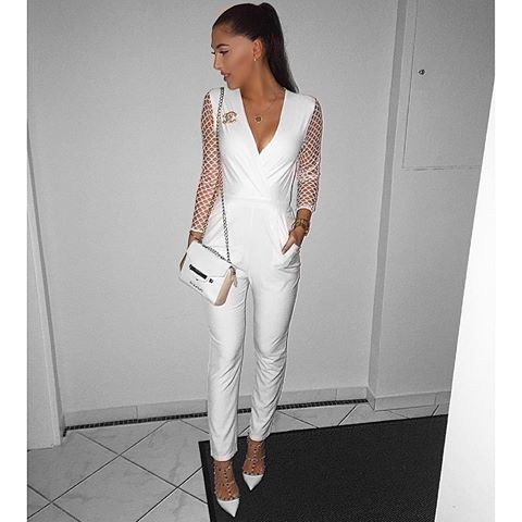 Allwhite With Naanaaclothing Image 4754170 By Helena888 On