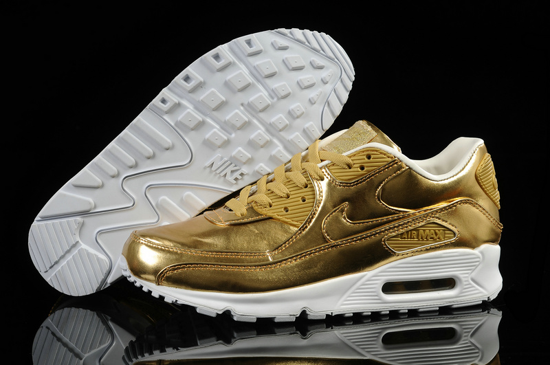 2014 Newest Nike Air Max 90 All Brown Mens Shoes On Sale