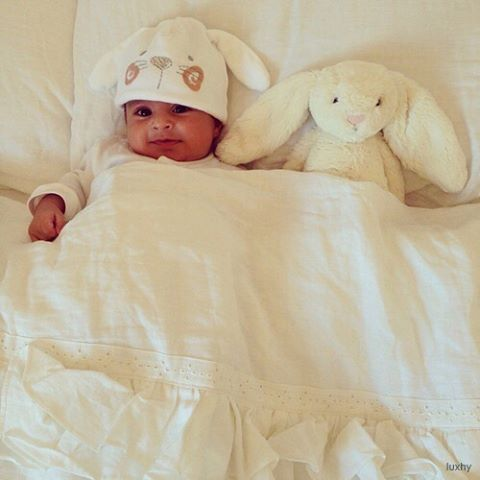 adorable, aww, baby, bed, blanket