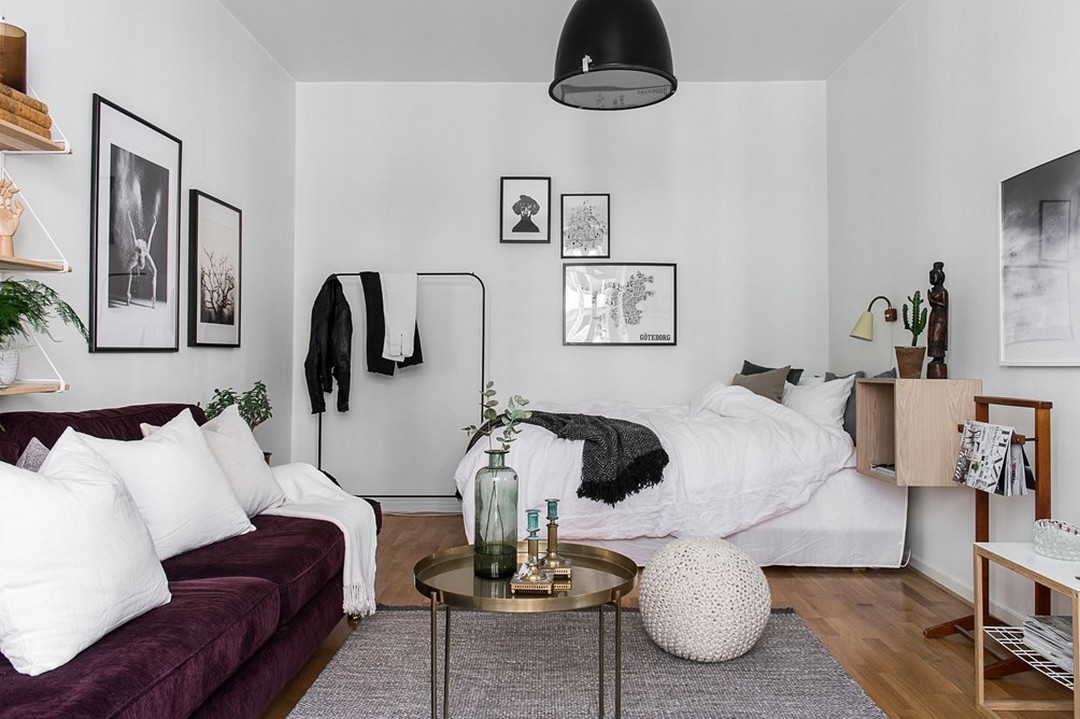 aesthetic, bed, bedroom, chic, cute
