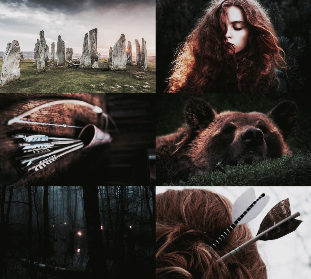 aesthetic, archery, arrow, bear, bow