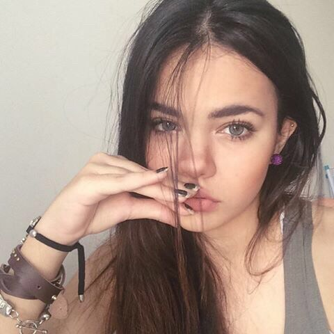 Aesthetic Girls Icons Selfie Tumblr Image 4854795