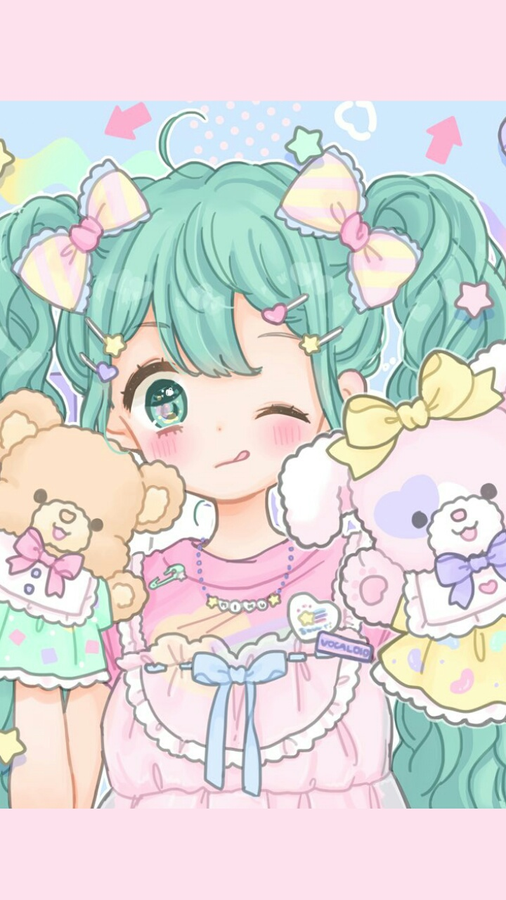 anime, baby, baby doll, baby girl, background