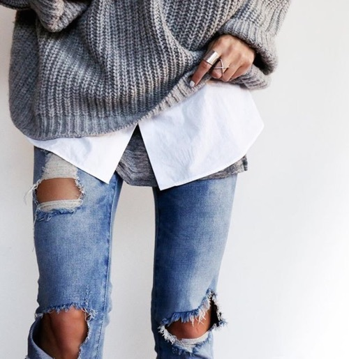 autumn, casual, clothes, comfy, denim