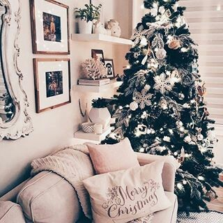 beautiful, christmas, creative