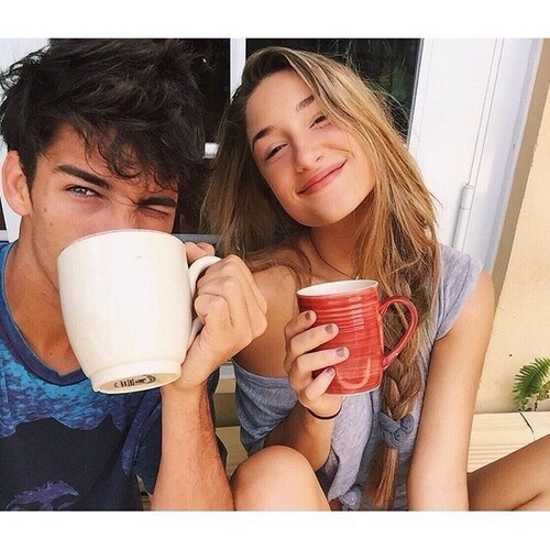 beautiful, boy, boyfriend, christmas, coffee