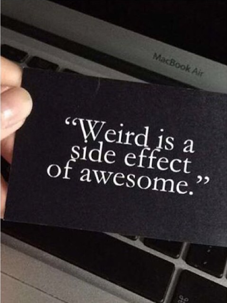 awesome, awesomeness, black, card, difference