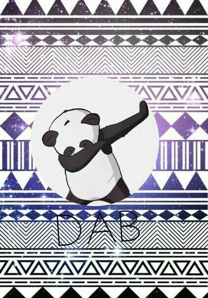 bear, panda, wallpaper, dab