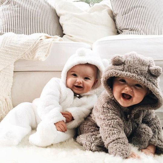 :), babies, baby, bear, best friends