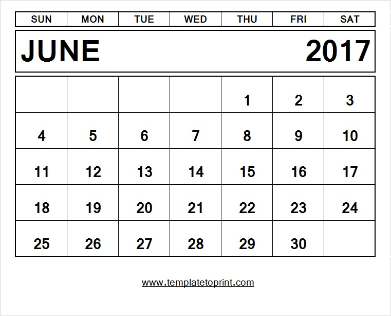 hello june, 2017 Calendar, June 2017 and June 2017 Calendar