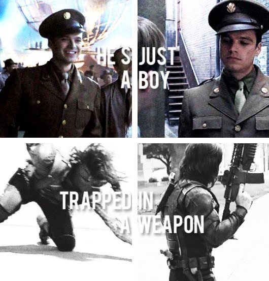 captain america, the winter soldier, bucky barnes, the first avenger, james barnes
