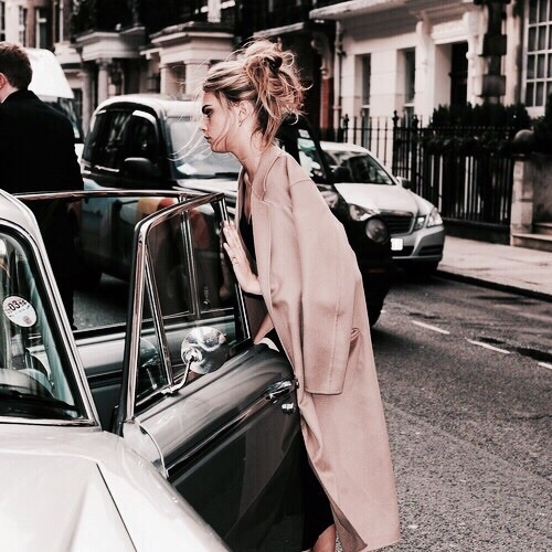 car, cara delevingne, celebrities, classy, cool