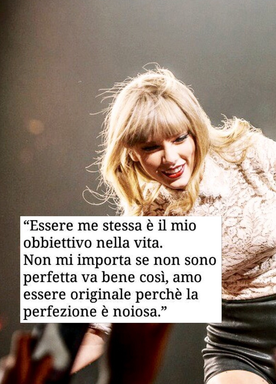 beauty, beyourself, concerto, frasi, taylor swift