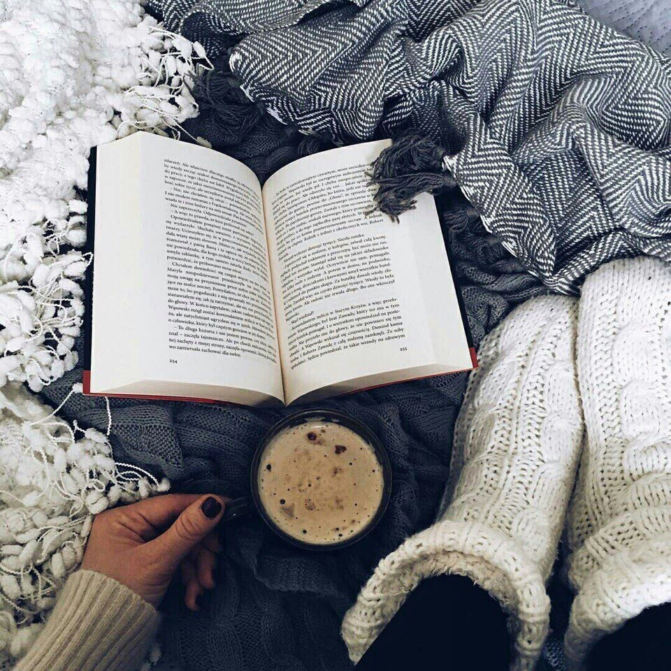 book, books, coffee, cozy, girl