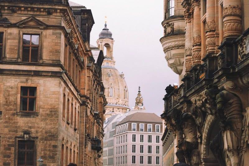 architecture, beautiful, dresden, germany, old